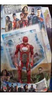 Muñeco Articulado Flash Liga De La Justicia 17cm Envíos