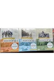Por Dentro Da História Santiago, Cerqueira E Pontes 3 Vol