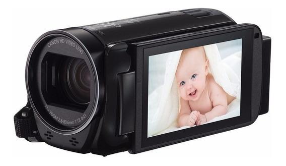 Filmadora Canon Vixia Hf R800 Ent. Mic.+64gb+bolsa+tripé S/j
