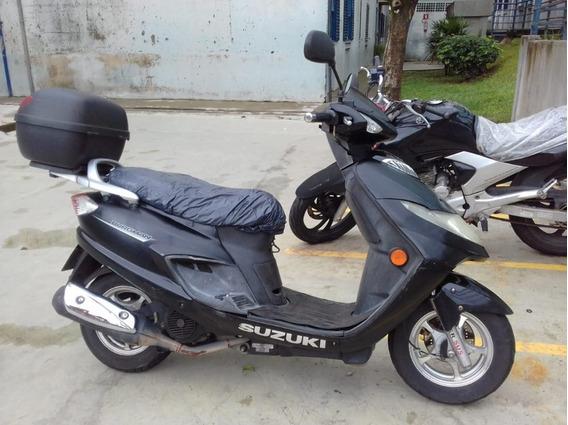 Scooter Suzuki Burgman 125 Preto