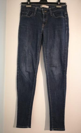 Jeans Azul, Marca Levi