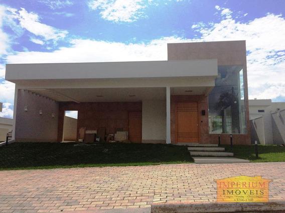 Casa Residencial À Venda, Residencial Anaville, Anápolis. - Ca0150