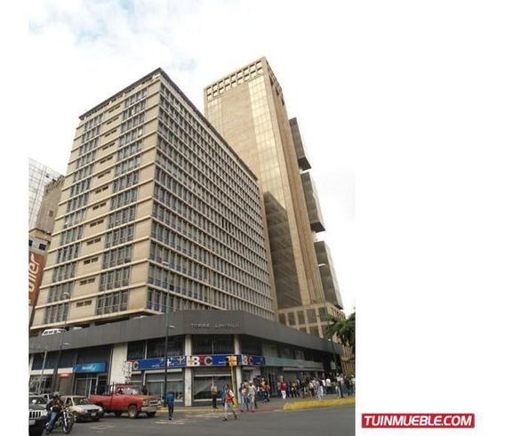 Oficinas En Alquiler. Plaza Venezuela. Mg A 300