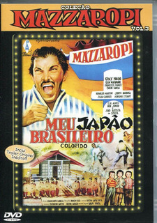 Mazzaropi Meu Japão Brasileiro [dvd Original Lacrado]