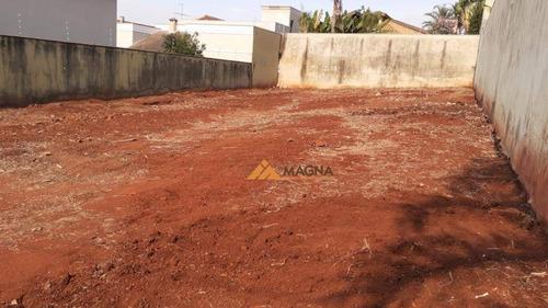 Terreno À Venda, 490 M² Por R$ 250.000,00 - City Ribeirão - Ribeirão Preto/sp - Te0598