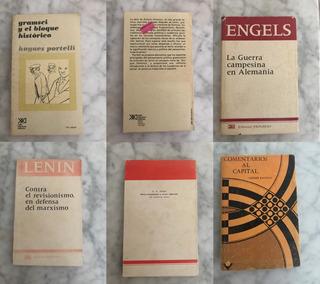 Libros Marxismo Y Pensamiento Socialista - 20 Titulos