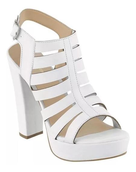 Zapatos Cklass Blanco 674-18 Primavera Verano 2019 Nuevos