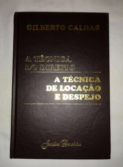 A Técnica De Locação E Despejo Gilberto Caldas 2002 Novo