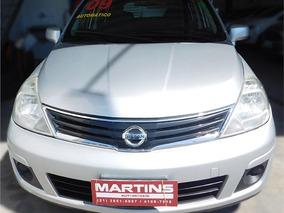 Nissan Tiida 1.8 S 16v Flex 4p Automático