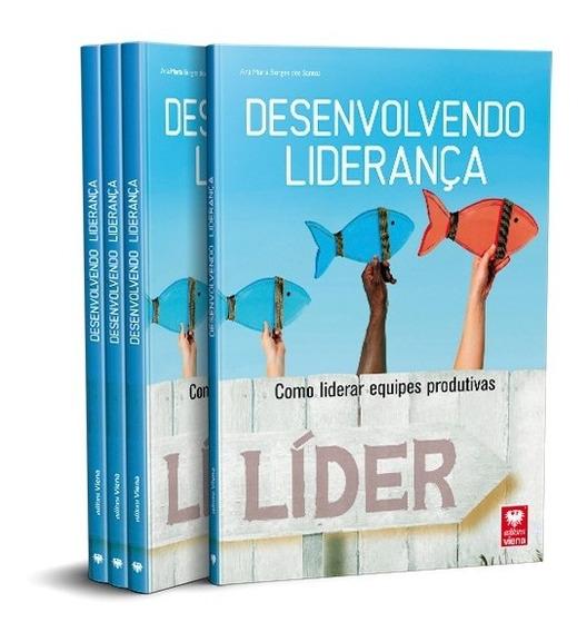 Livro Desenvolvendo Liderança.; Como Liderar Equipes.