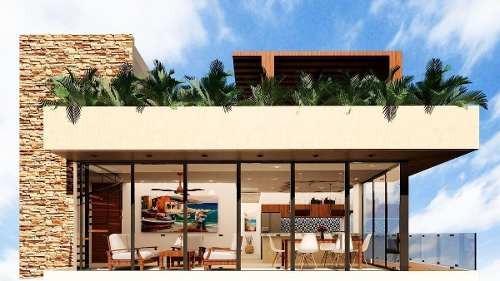 Vd-17041 Penthouse De Lujo En Preventa En San Benito Frente Al Mar