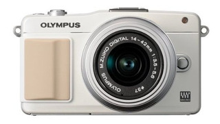 Olympus E-pm2 Sin Espejo Digital Con Lente De 14-42mm (blanc