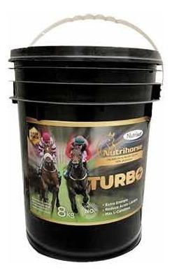 Turbo Nutrihorse 8kg Equinos