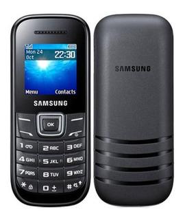 Celular Samsung E1207 2 Chips Antena Rural N Funciona Vivo