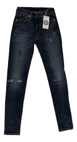 Jeans Dama Stretch Rage Nation Jeans Tallas 4 Y 0 Unicas Pzs