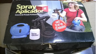 Equipo Para Pintar Spray Print