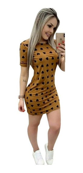 Blusão Vestido Feminino Camisão Tendencia