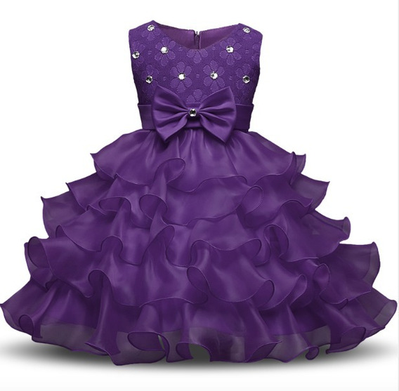 Vestido Fiesta Niña Aini Babe M2