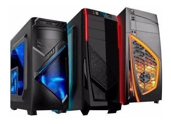 Pc Cpu Gamer I5 8gb 1tb Wifi Gtxti Free Fire Fortnite Csgo