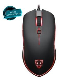 Mouse Motospeed V40
