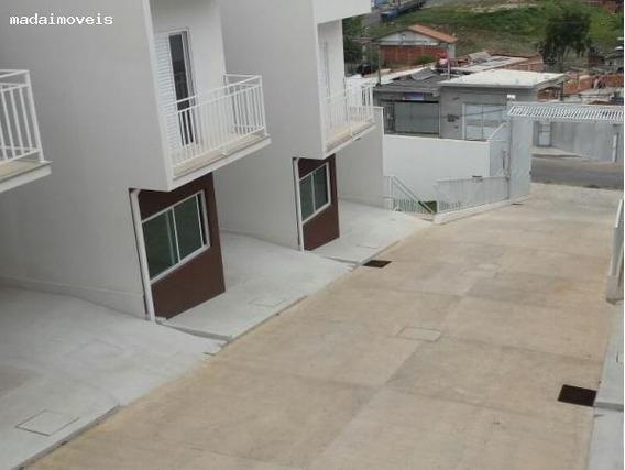 Casa Em Condomínio Para Venda Em Mogi Das Cruzes, Cezar De Sousa, 2 Dormitórios, 2 Banheiros, 1 Vaga - 1029_2-662509