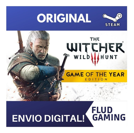 The Witcher 3 Game Of The Year Edition Pc - Steam Offline