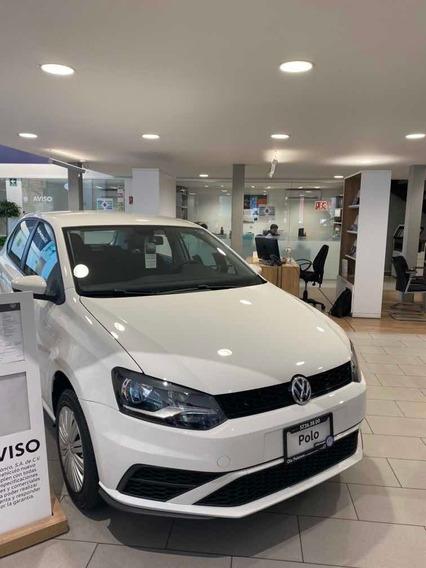 Volkswagen Polo 1.6 Startline Tiptronic At 2020
