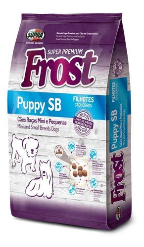 Frost Puppy Raza Pequeña/med 10,1kg + Obsequio+ Envío Gratis