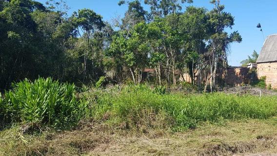 Terreno No Balneário Gaivota - Itanhaém 5127   P.c.x