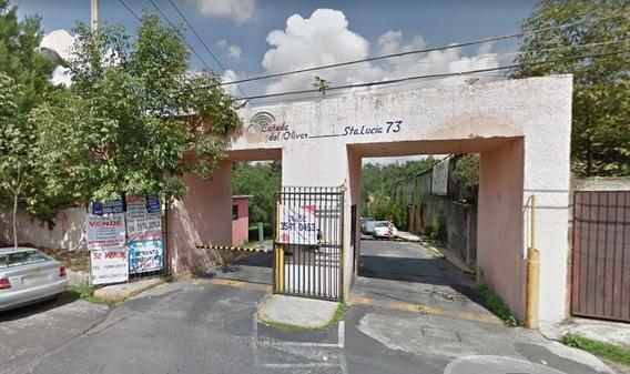 Departamento En Olivar Del Conde 1ra Secc Mx20-hq3302