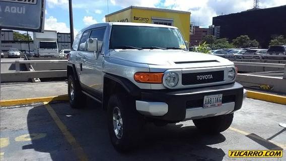Toyota Fj Cruiser Automática