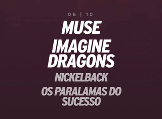 Ingressos Imagine Dragons In Rio 2019 06/10
