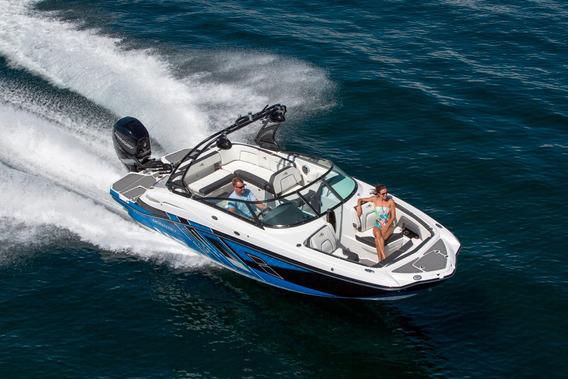 Lancha Monterey Modelo M 65 Open Bowrider - Nueva
