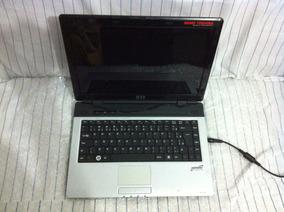 Notebook Modelo Sti Is -1412 Com Defeito