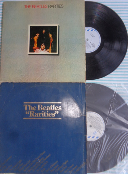 2 Lps Beatles Rarities