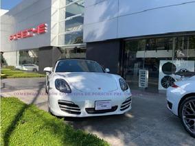 Porsche Boxster 2p Cabriolet 2.7l Pdk 7v