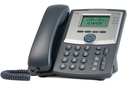 Telefono Ip Cisco 3 Lineas Spa 303-g2 Small Buisnes Voip Sip