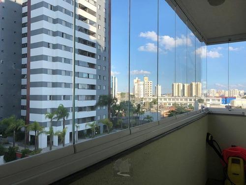 Imagem 1 de 15 de Lindo Apartamento 3 Dormitórios Na Mooca. - 3743-1