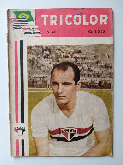 Antiga E Rara Revista Do São Paulo Nº 48 - Tricolor (1089)