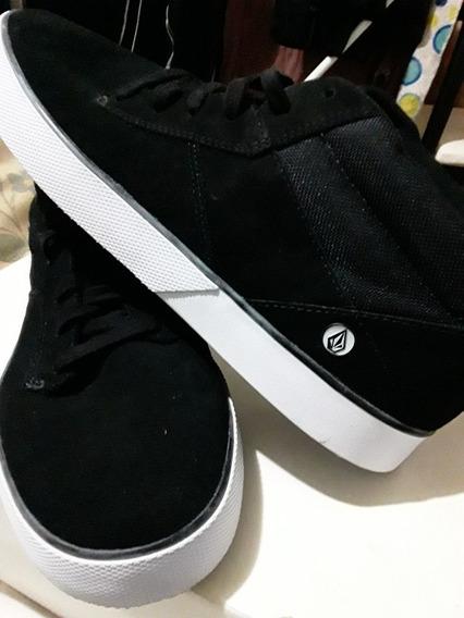 Zapatillas Negras Volcom