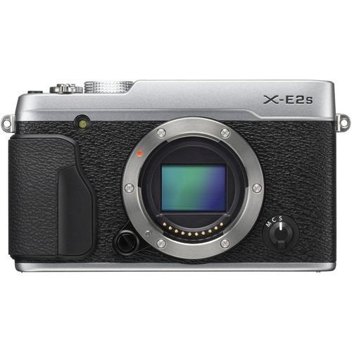 Fujifilm X-e2s Corpo Cor Preta Mirrorless