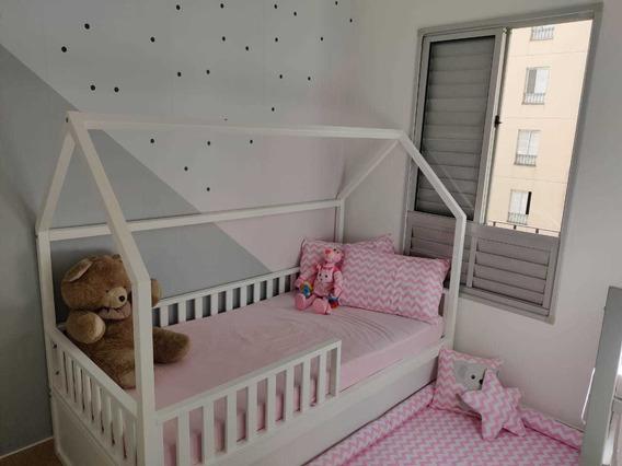 Apartamento 2 Quartos, Na Rua 25 De Janeiro, Luz, Centro Sp
