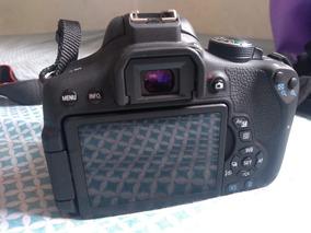 Camera Canon Eos Rebel T6i