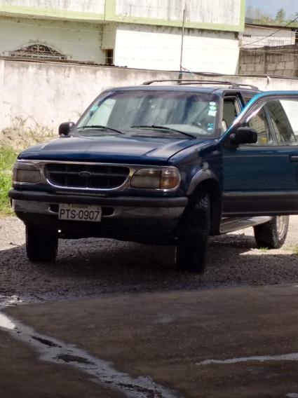 Ford Explorer Xlt 98