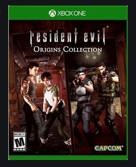 Resident Evil Origins Collection Xbox One Físico