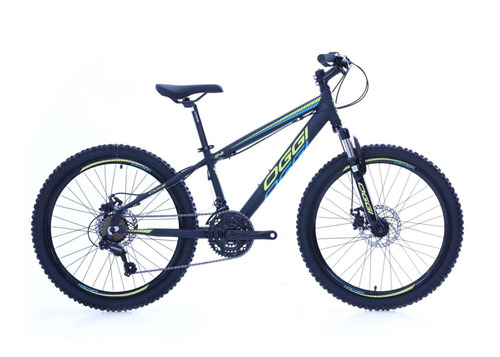 Imagem 1 de 1 de Bicicleta Oggi Hacker Sport Aro 24