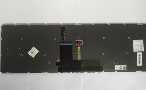 Teclado Toshiba S55-b5292 S55-b5268 S55-b5157 Iluminacion