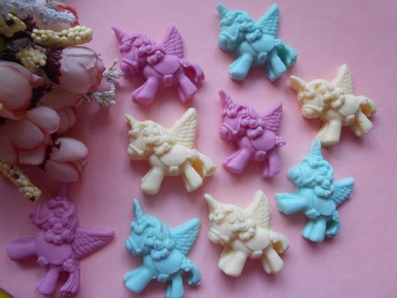 Unicornios En Jabon Para Armar Tu Souvenier Pack Por 20