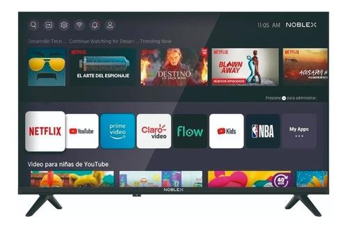 Imagen 1 de 7 de Smart Tv Noblex  Uhd Led 4k 55  Dk55x6500 / Cuotas !
