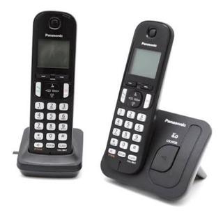 Teléfono Panasonic Kx-tgc212meb Duo
